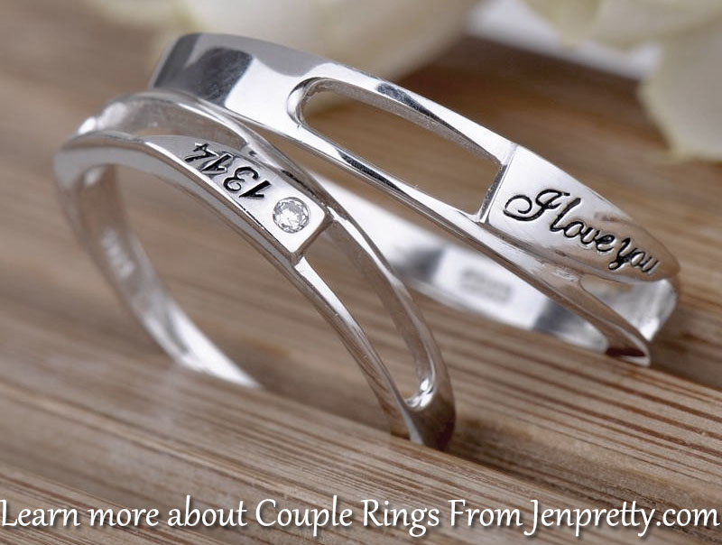Learn more about Couple Rings From Jenpretty