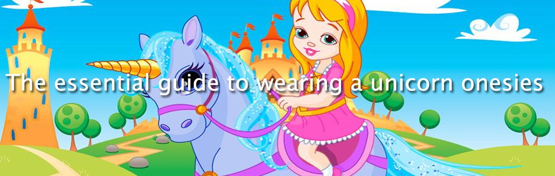 The essential guide to wearing a unicorn onesies