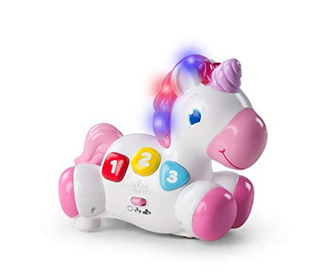 Rock & Glow Unicorn Plaything