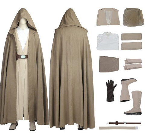 luke skywalker cosplay costumes type a
