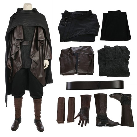 luke skywalker cosplay costumes type b