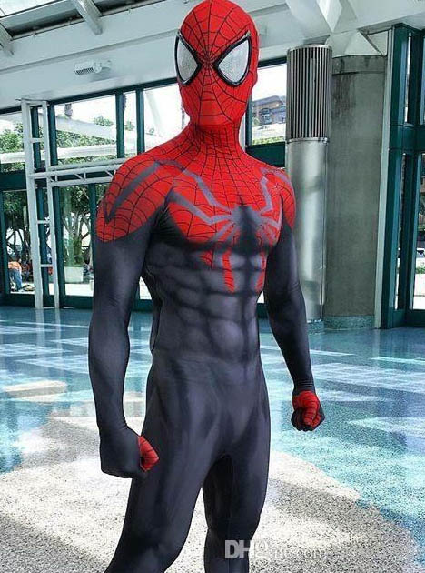 high quality spider-man suits