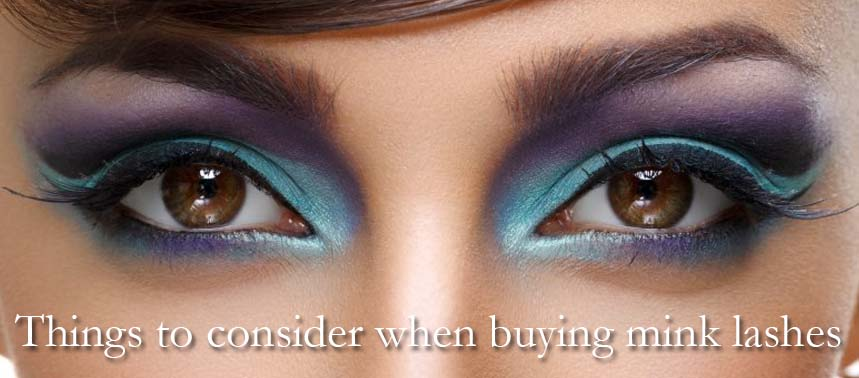 Things to consider when buying mink lashes